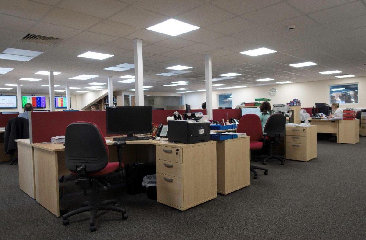 wenlock way office electricals