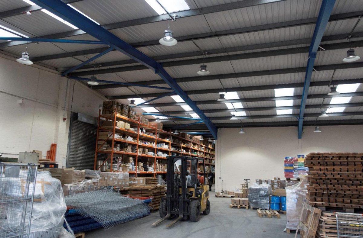 wenlock way warehouse electricals